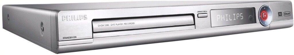 Phillips DVD recorder/player