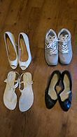 size 8 + 9 shoes Murray Bridge Murray Bridge Area Preview