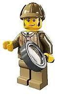 LEGO MINIFIGURES - DETECTIVE 'SHERLOCK' 8805 SERIES 5