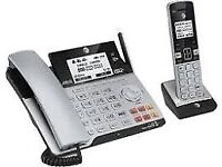 CORDED/CORDLESS ANSWERING SYSTEM
