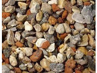 Recycled Crushed Brick & Stone Material
