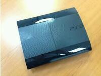 PlayStation 3 Super slim 32G Black