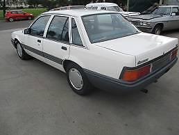 1987 Holden Commodore Sedan Clayton Monash Area Preview