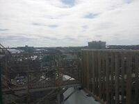 One Bedroom Apts on Pearl Available Immediately - Great Views