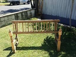 garden bench Labrador Gold Coast City Preview