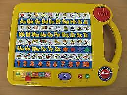 Toddlers Toy ABC Board