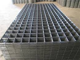 1 2m*2 4m*100mm*100mm*2 8mm Galvanized Welded Wire Mesh Sheet