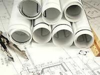 Technicienne en architecture, dessin autocad