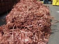 SCRAP METAL CABLE BOUGHT AND COLLECTED TOP PRICES PAID FOR NON FERROUS METALS