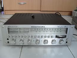 CASH for vintage receiver Pioneer Marantz Sansui Hitachi etc
