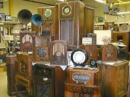 VINTAGE RADIO, PHONOGRAPH  REPAIR