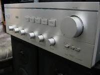 un amplificateur HITACHI,, environ 20 ans HA-680