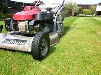 Grass Cutting Service!