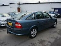 Vauxhall Vectra Great little car 2 owners FSH