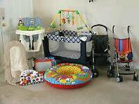 WANTED BABY ITEMS CRIBS HIGHCHAIR PRAMS BOUNCERS CALL 07513389095