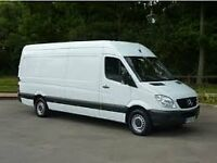 removals man and van courier house rubbish services storage container transit van mercedes sprinter