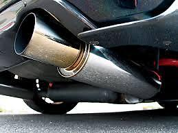EXHAUST PROBLEMS? I CAN FIX THAT !