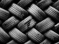 FREE Used/Scrap Car Tyres - Farms, Horse Jumps, Barriers, Recycling, Upcycling
