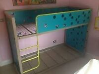 Habitat bunk bed