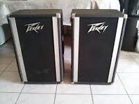 Peavey Pa Speakers for sale