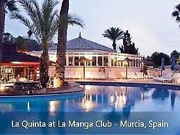 Free timeshare week in 3 bedroom house in 5 star La Quinta luxury resort in Spain - -