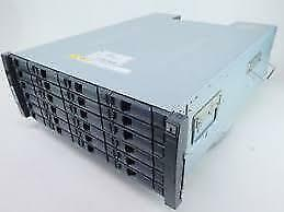 NetApp Appliance with 23 x 2Tb Drives - Up to 44Tb Storage! - 1 Year Warranty - With Cables -