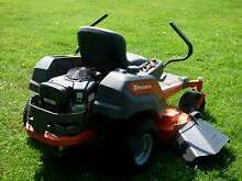 Zero turn ride on mower for hire Branxton Singleton Area Preview