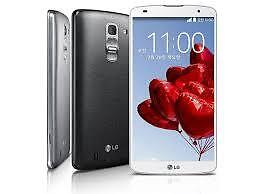 "LG G Pro 2 F350 32GB 13.0MP 5.9"" 3GB RAM Android 4G Smart Phone - Black/White"