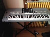 Hi i got a yamaha psr s710 It in good condition amd it 3 months in used.