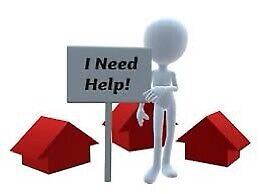 I need a house or two bedroom apartment to rent