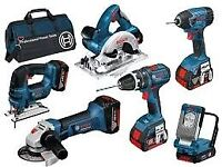 looking to buy power tools