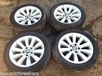 bmw e60 5 series se alloy wheel set for sale 17 inch