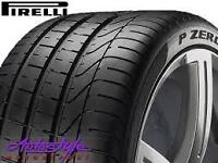 245/40R17 PIRELLI RUNFLAT AVAILABLE AT LIMITLESS TIRE