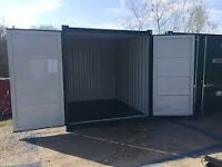 Self Storage Containers on outskirts of Chelmsford