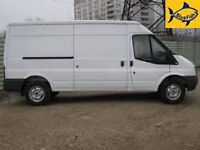 Ford Transit, mwb, white, good runner, needs some work for MOT