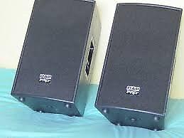 DAP PRO AX-10 P.A. or Studio Speakers