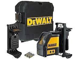 Dewalt lasers wanted
