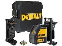 Dewalt lasers wanted