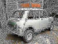 CLASSIC AUSTIN, MORRIS, MINI, MK1 MK2 WANTED FOR RESTORATION PROJECT