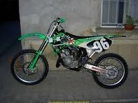 WANTED WRECKED,ROUGH,OR BLOWN UP KX 125 1994-2005