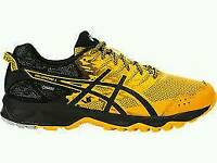 Asics Gore Tex waterproof trail running trainers sneakers shoes