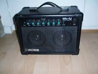 roland boss guitar amp