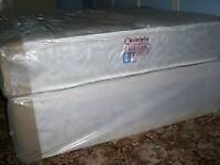 Brand New Comfy Double Bed srt Quilted Ortho Comfort FREE delivery