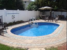 In/On Ground Swimming Pool Do It Yourself kit