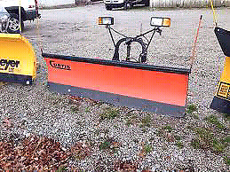 Selling Curtis snow plow
