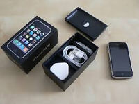IPHONE 3GS UNLOCKED WITH CASE 8GB