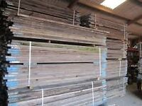 UP-CYCLE - RECLAIMED DRY -SCAFFOLD BOARDS Grade A Cut to size