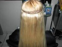 Professional affordable hair extension services
