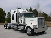 Class 1A Experienced Driver **Incentive Bonus Offered**
