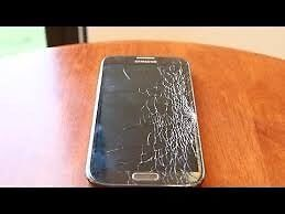 Galaxy Note 4 smashed screen Westminster Stirling Area Preview